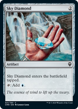 Sky Diamond Commander Legends All Cards