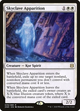 Skyclave Apparition MTG