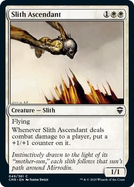 Slith Ascendant Commander Legends All Cards