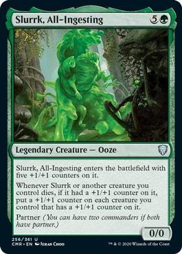 Slurrk All-Ingesting Commander Legends All Cards