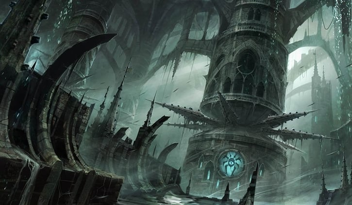 Sneak Attack Commander Deck Upgrade Mana Base Watery Grave