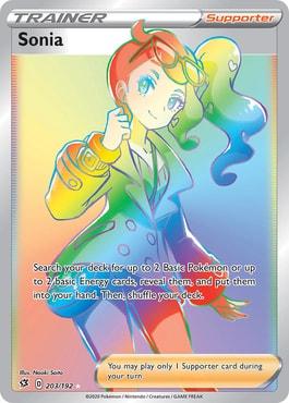 Sonia Rainbow Rebel Clash
