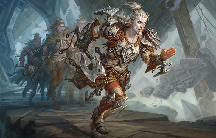 Squad Commander Zendikar Rising Draft Guide Format Speed
