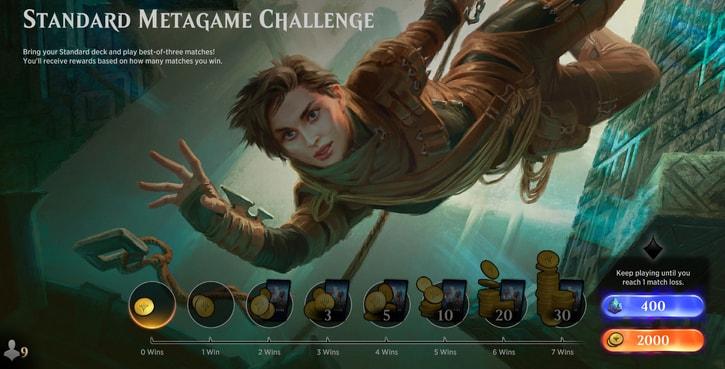Standard Metagame Challenge Kaldheim