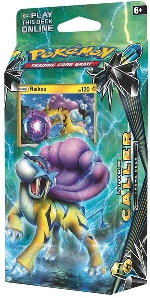 Storm Caller Raikou Best Pokemon Theme Decks 2021