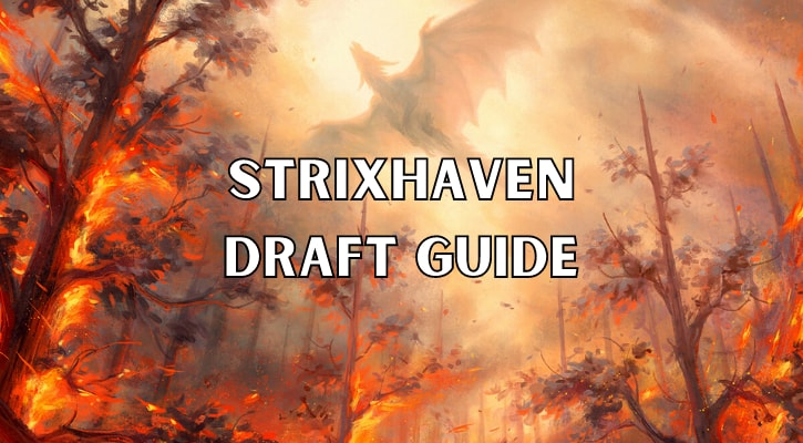 Strixhaven Draft Guide Banner
