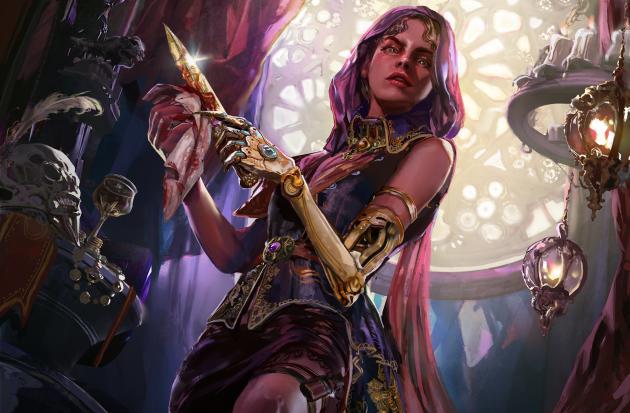 Rogue Tribal Decklist Thieves Guild Enforcer