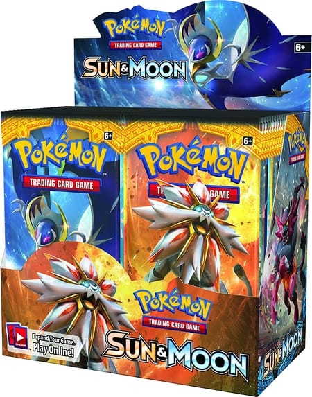 Sun and Moon Which Pokemon Booster Box to Buy