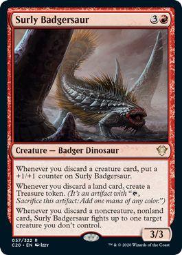 Surly Badgersaur MTG