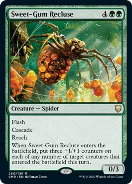 Sweet-Gum Reculse Commander Legends All Cards