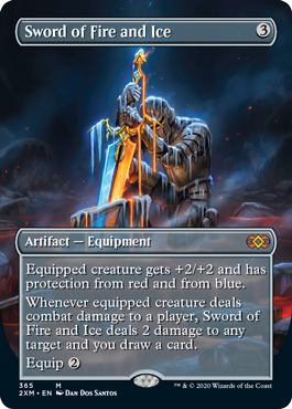 Sword of Fire and Ice VIP Booster Contents