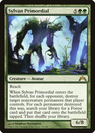 Sylvan Primordial Cycle