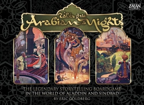 Tales of the Arabian Nights Board Games You Like if You Like DND