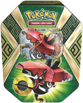 Tapu Bulu Budget Cheapest Pokemon TCG Tin