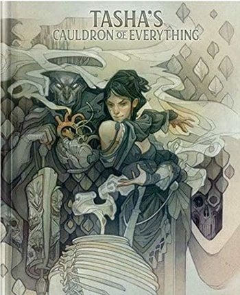 Tasha's Cauldron of Everything Review Alternate Cover
