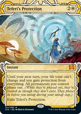 Teferi's Protection Mystical Archive Version