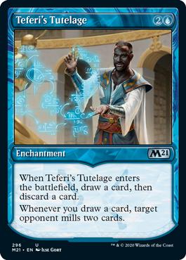 Teferi's Tutelage Showcase