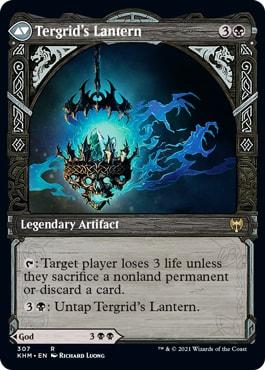 Tegrid's Lantern Kaldheim Showcase Styles