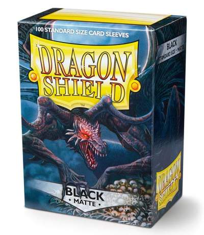 The Best MTG Card Sleeves Overall Dragon Shield Matte