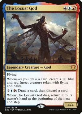 The Locust God Best Budget Commanders Gods