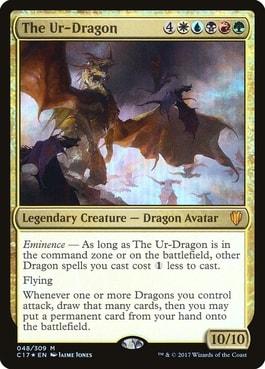 The Ur Dragon Commander