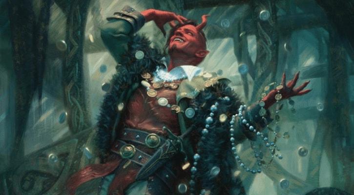 Tibalt Cosmic Impostor Decklist Kroxa