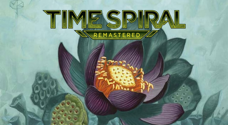 Time Spiral Remastered Spoilers Banner