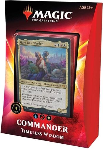 All Commander Precons List timeless Wisdom