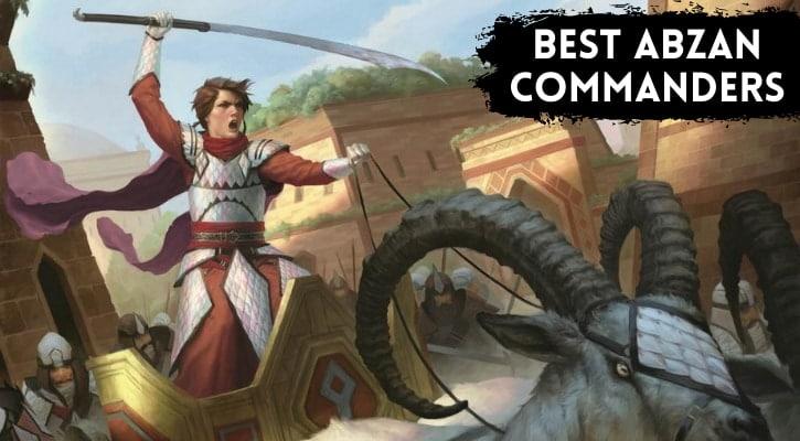 Top 10 Best Abzan Commanders Banner