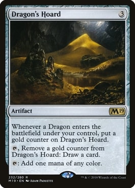 Top 10 Best Dragon Cards MTG Dragon's Hoard