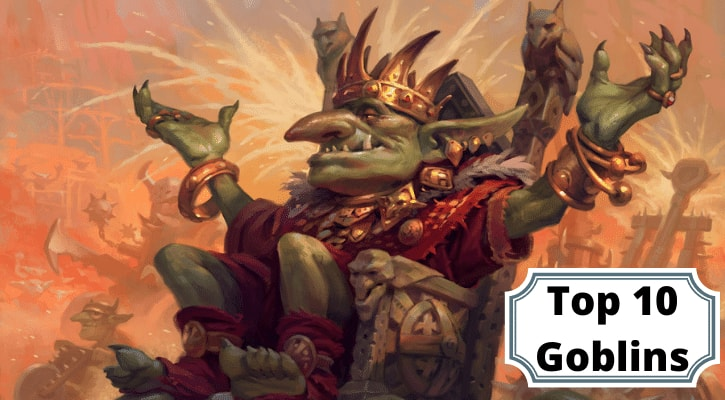 Top 10 Best Goblin Cards MTG Commander Tribal Casual Banner