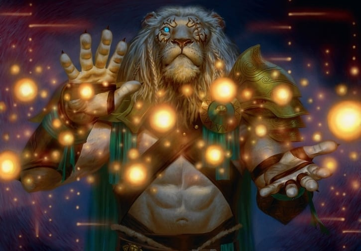 Top 10 Best Life Gain Cards for Commander Ajani's Welcome Banner