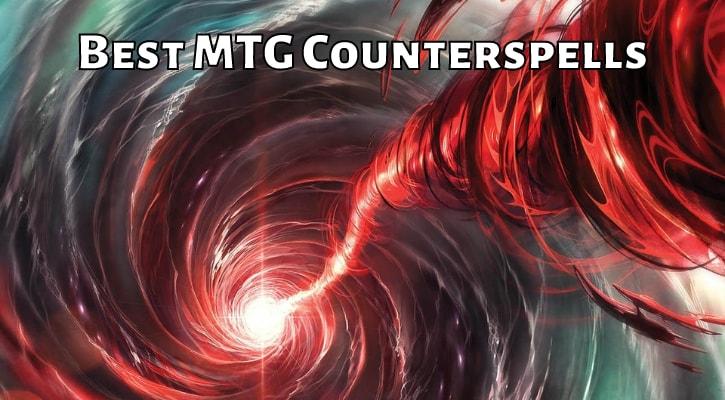 Top 10 Best MTG Counterspells Banner