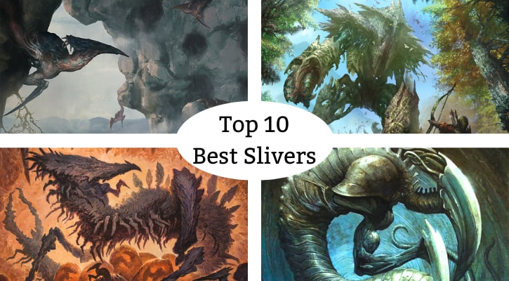 Top 10 Best Slivers MTG Banner