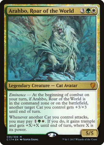 Top 10 MTG Magic the Gathering Cats Arahbo