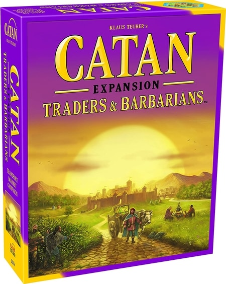 Traders and Barbarians Expansion