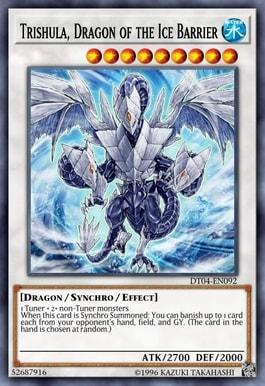 Trishula Dragon of the Ice Barrier Blazing Vortex Best Yu-Gi-Oh Booster Box