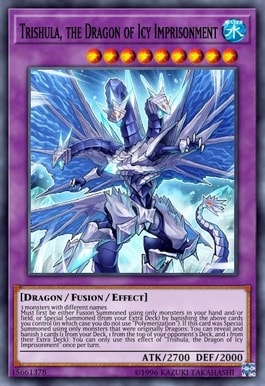 Trishula the Dragon of Imprisonment