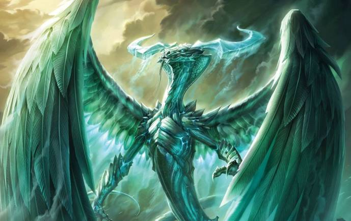 Ugin the Spirit Dragon Brawl Decklist