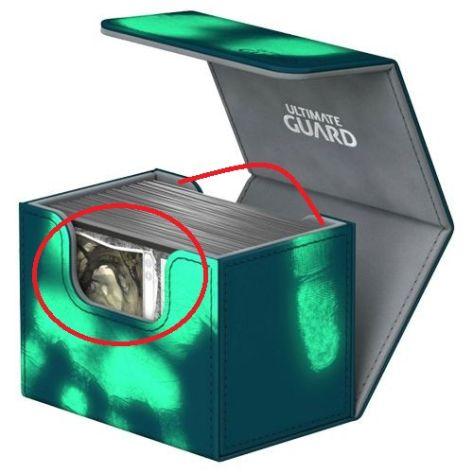 Ultimate Guarde Sidewinder Chromiaskin Easy Access Deck Box