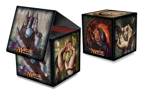 Ultra Pro Mox Cub3 What do You Need for MTG Cube