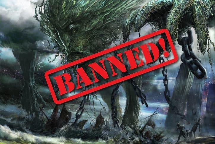 Uro, Titan of Nature's Wrath Banned in Standard Zendikar Rising