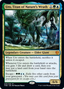 Uro Banned in Standard
