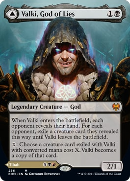 Valki God of Lies Borderless