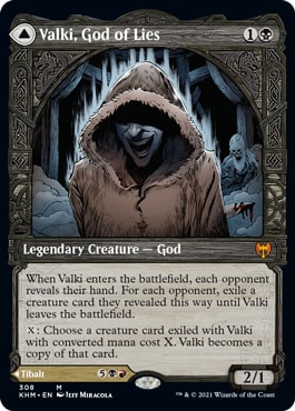 Valki God of Lies Showcase