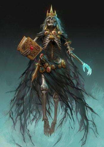 Vecna Adventures in the Forgotten Realms Predicitions DND MTG