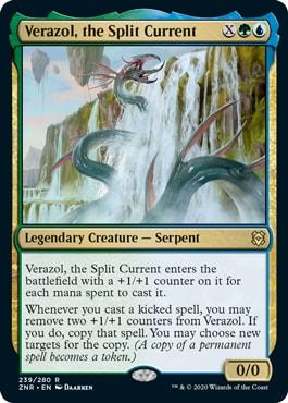 Verazol the Split Current