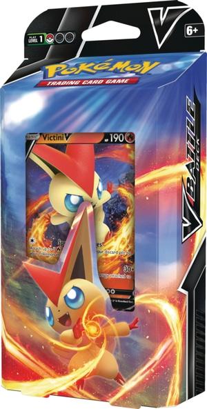 Victini V Best Battle Decks Pokemon