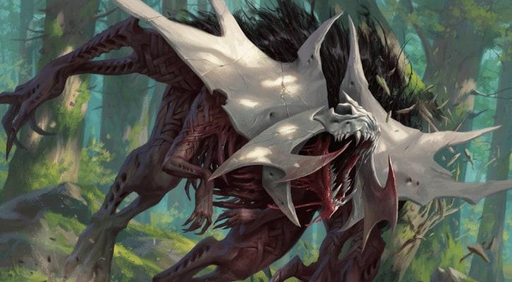 Vorinclex, Monstrous Raider Jund Mythics Decklist Standard Kaldheim