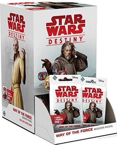 Way of the Force Best Star Wars Destiny Booster Box